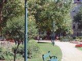 Károlyo kert kandeláber