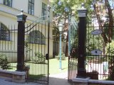 Károlyi kert kapu