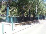 Károlyi kert kerítés