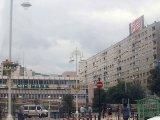 Kórház utca egyedi kandeláber