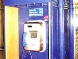 Pécs telefonszekrény