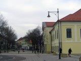 Sátoraljaújhely Storkow kandeláber
