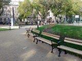Padsorok a Hunyadi téren