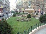 Budapest Szabó Ervin square