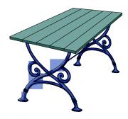 Eger  asztal