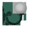 Olasz  lámpakar <br />(KA-10)