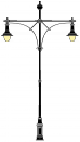 Storkow 6.5-7.5m  kandeláber <br />(OK-11B-2FE-07)